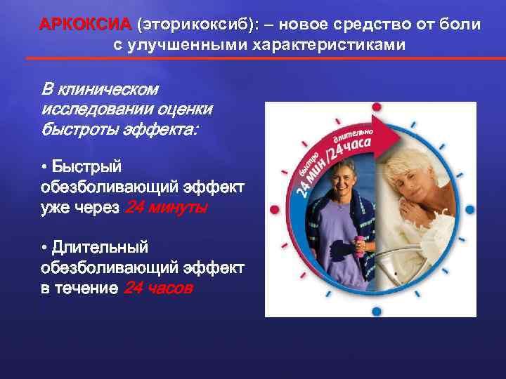 Плюсы препарата Аркоксиа