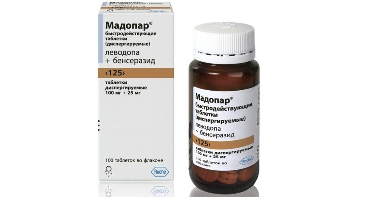 Мадопар