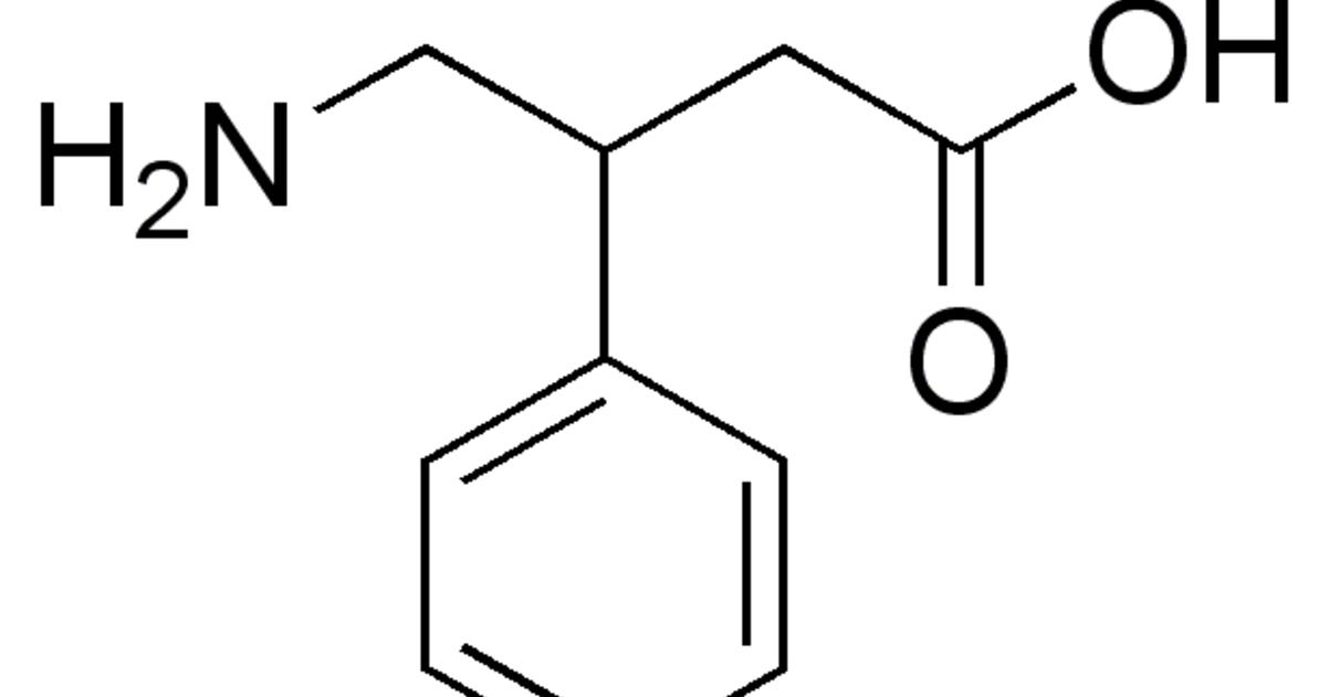 Аминофенилмасляная кислота